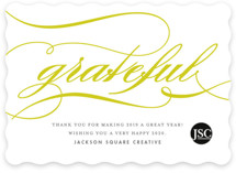 Gratefully Yours