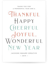 Merry Cheerful Joyful