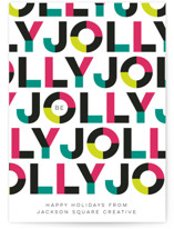 Boldly Jolly