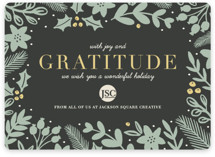 Bold Gratitude