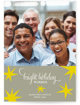 Bright Star Business Holiday Cards