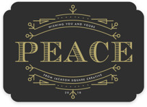 Engraved Peace