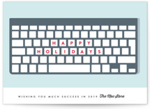 Keyboard wishes by chica design