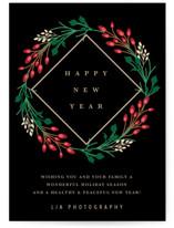 New Year Wreath by Stellax Creative