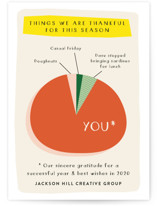 Thankful Pie Chart