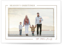 Simple Seasons Greeting... by Christie Garcia