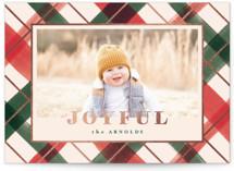 Joyful Plaid by Carrie ONeal