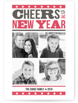 New Year's Show Print by Tina Frostholm