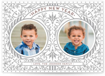 LEDA Letterpress Holiday Photo Cards