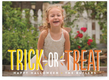 Or Treat