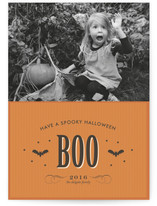 Antique Bats Halloween Cards