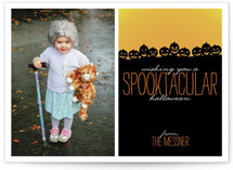 Spooktacular Halloween Cards