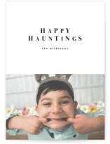 happy hauntings minimal by Angela Garrick