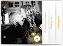 float + joy Holiday Minibook™ Cards