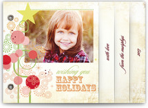 Candy Tree Holiday Minibook™ Cards