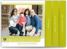 Modern Delight Holiday Minibook™ Cards