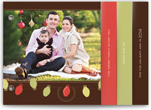 Simple Bulbs Holiday Minibook™ Cards