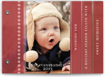 Sweet Memories Holiday Minibook&amp;trade; Cards
