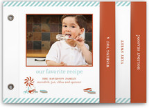 Sweet Tooth Recipe Holiday Minibook™ Cards