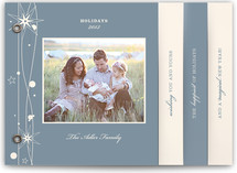 Twilight Stars Holiday Minibook™ Cards