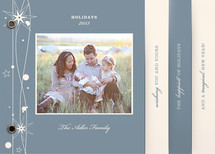 Twilight Stars Holiday Minibook&amp;trade; Cards