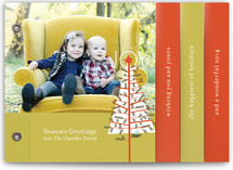 Home for the Holidays Holiday Minibook™ Cards