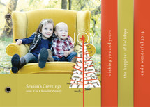 Home for the Holidays Holiday Minibook&amp;trade; Cards