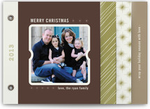 Indie Christmas Holiday Minibook™ Cards