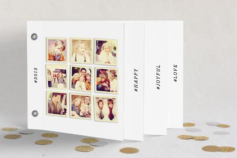Insta-book Holiday Minibook™ Cards