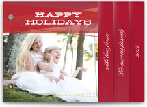 Ruby Ribbons Holiday Minibook&amp;trade; Cards