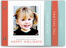 Holiday Thoughts Holiday Minibook™ Cards