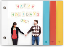 Peg Holiday Minibook&amp;trade; Cards