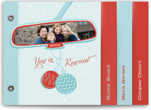 Year in Rearview Holiday Minibook&amp;trade; Cards