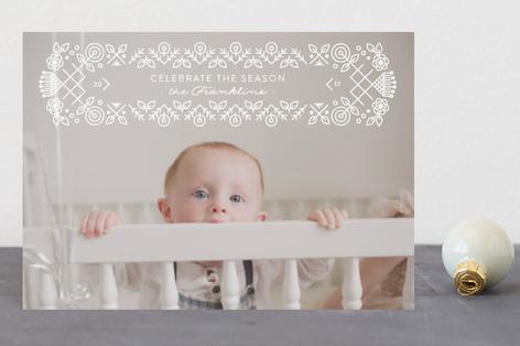Seasonal Cross Stitch Holiday Petite Cards