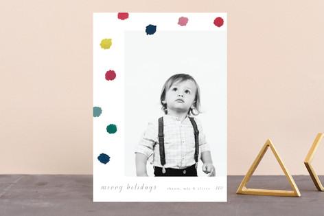 Pompoms Holiday Petite Cards