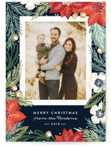Winter Botanicals Holiday Petite Cards