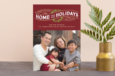There's no Place Like Home Holiday Petite Cards