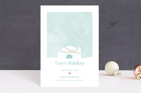 Igloo Sweet Igloo Holiday Petite Cards