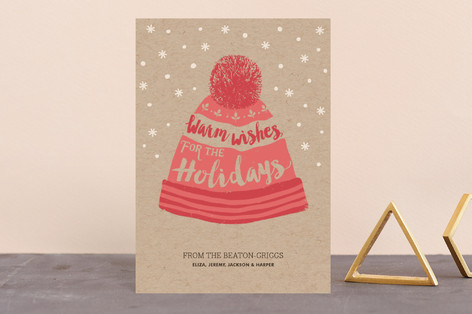 Warm & Cosy Holiday Petite Cards