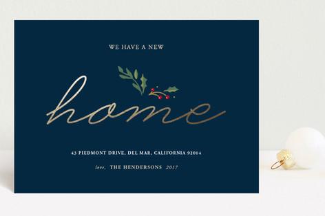 Festive Home Holiday Petite Cards