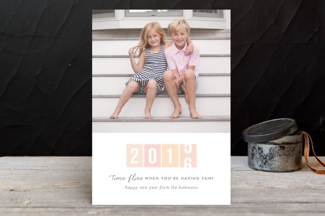 Changing Times Holiday Petite Cards