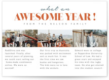 What an awesome year by Kann Orasie