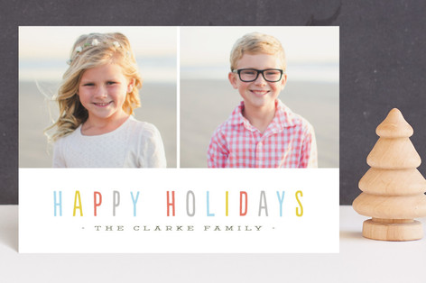 Bombolone Holiday Petite Cards