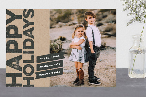Krafty Holiday Petite Cards