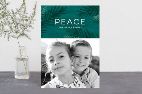 Peace Of Pine Holiday Petite Cards