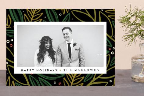 Festive Pine Holiday Petite Cards