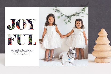Joy of all Colors Holiday Petite Cards
