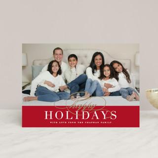 Simple Elegance Holiday Petite Cards