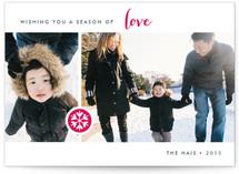 Season of Love Holiday Petite Cards