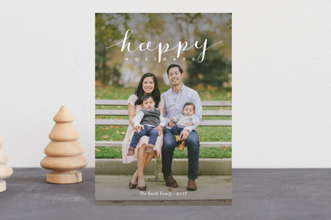 Simply Happy Holidays Holiday Petite Cards